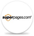 Review us on SuperPages